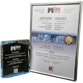 """2-е место """"MIPS 2014"""" на конкурсе """"Лучший инновационный продукт"""""""