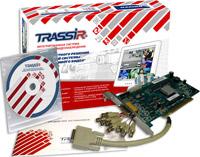 Системы цифрового видеонаблюдения и аудиозаписи с аппаратной обработкой TRASSIR® DV-F, DV-H и DV-M