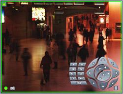 Управление поворотными камерами, телеметрией (PTZ) в TRASSIR