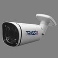 TRASSIR TR-D2143IR6 + ПО TRASSIR в подарок: уличный bullet 4 Мп с вариофокальным объективом и ИК-подсветкой до 60 м