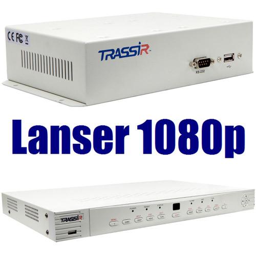 Видеорегистратор trassir lanser 1080p 16 купить