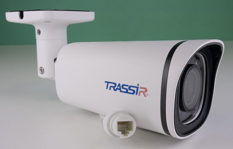 Сетевой интерфейс IP-камеры — RJ45