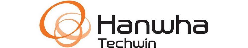 Логотип Hanwha Techwin