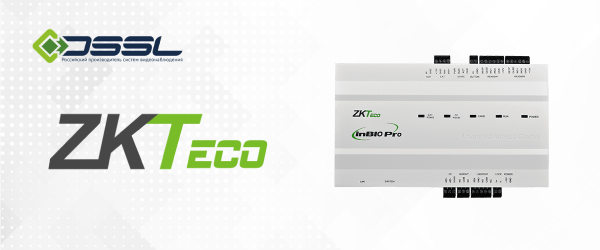 Биометрические контроллеры ZKTeco