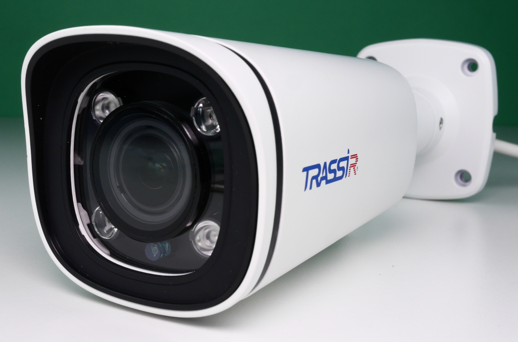 Цилиндрическая IP-камера
