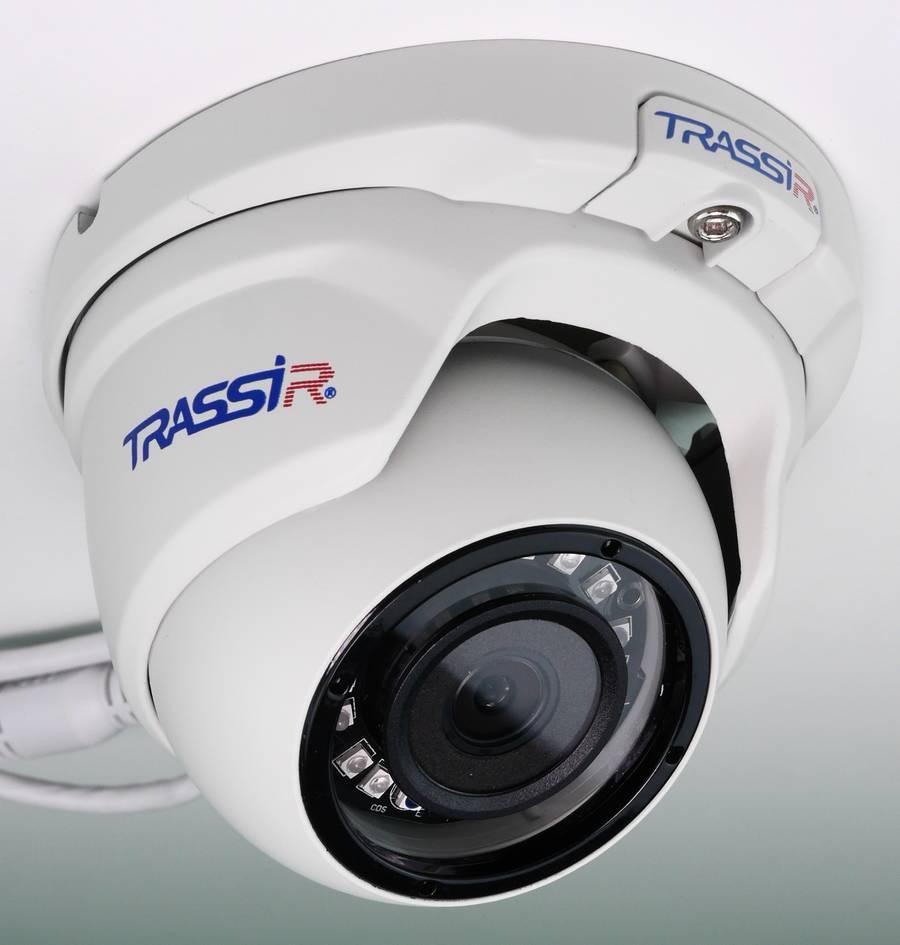 Сферическая IP-камера