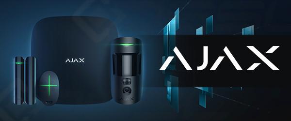 Беспроводная охранная сигнализация Ajax уже в продаже