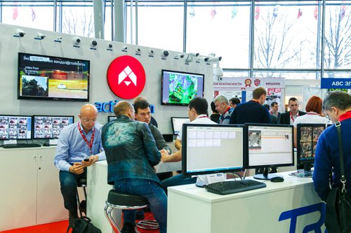ActiveCam и TRASSIR на All-over-IP 2014