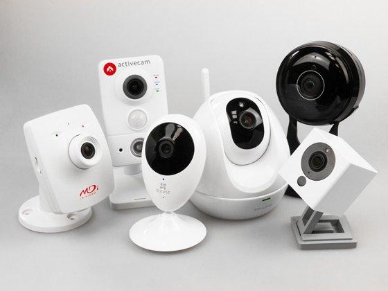 Чем отличается ip камера от hd камеры