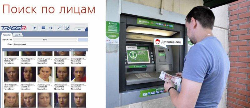 Видеонаблюдение для банков и банкоматов