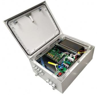 TFortis PSW-2G+UPS-Box: уличный антивандальный управляемый 4-портовый PoE-коммутатор с поддержкой PoE+