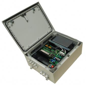 TFortis PSW-2G8F+UPS-Box: уличный антивандальный управляемый 8-портовый PoE-коммутатор с поддержкой PoE+