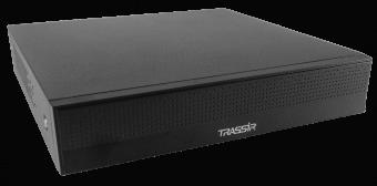TRASSIR TR-X204 v2: гибридный мультиформатный видеорегистратор на 4 аналоговых, HD-TVI, AHD, HD-CVI и 1 IP-камеру