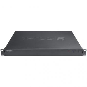 TRASSIR MiniNVR AF 32: сетевой видеорегистратор 32-канальный с лицензиями на подключение 32 камер ActiveCam, Dahua, TRASSIR, Hikvision, Wisenet
