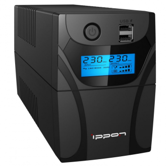 ИБП Ippon Back Power Pro II 700