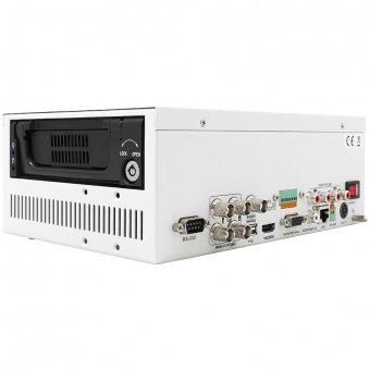 Сервер для видеонаблюдения TRASSIR Lanser 960H-4 3,5 + ПО TRASSIR. IP-видеосервер TRASSIR Lanser 960H-4 3,5. Системы видеонаблюдения, рассчитанные на 4 камеры.