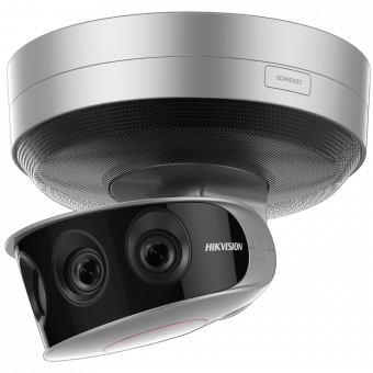 Мультисенсорная 24 Мп IP-камера Hikvision DS-2CD6A64F-IHS/NFC