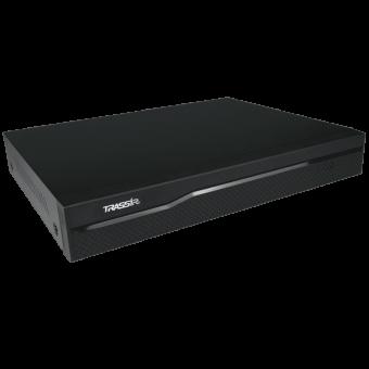 TRASSIR XVR-5216: 16-канальный гибридный видеорегистратор на TRASSIR OS для 16 AHD, HD-TVI, HD-CVI, CVBS и 6 IP-камер