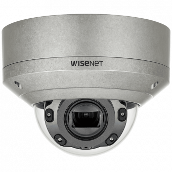 Smart IP камера Wisenet XNV-6080RS с WDR 150 дБ