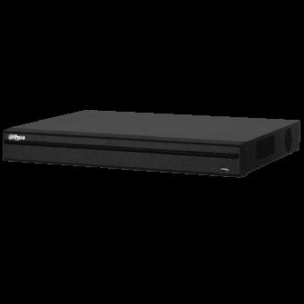 Dahua DH-XVR5216AN-4KL-X: 16-канальный гибридный видеорегистратор с поддержкой HD-TVI, HD-CVI и AHD камер и IP-камер, разрешением записи 8 Мп