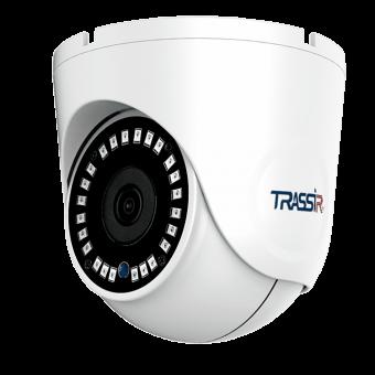 TRASSIR TR-D8221WDIR3 (1.9 мм): уличная 2 Мп IP-камера с ИК-подсветкой 30 м