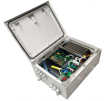 TFortis PSW-2G6F+UPS-Box: уличный антивандальный управляемый 6-портовый PoE-коммутатор с поддержкой PoE+